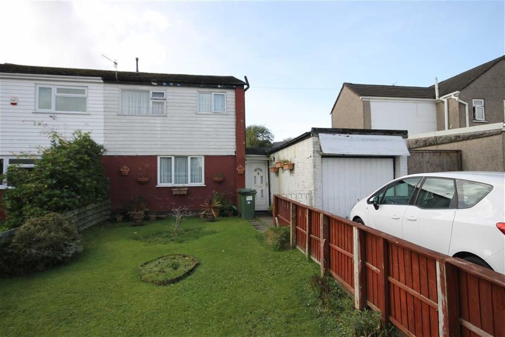 3 Bedrooms Semi Detached House for sale in Lewis Drive, Caerphilly, CF83