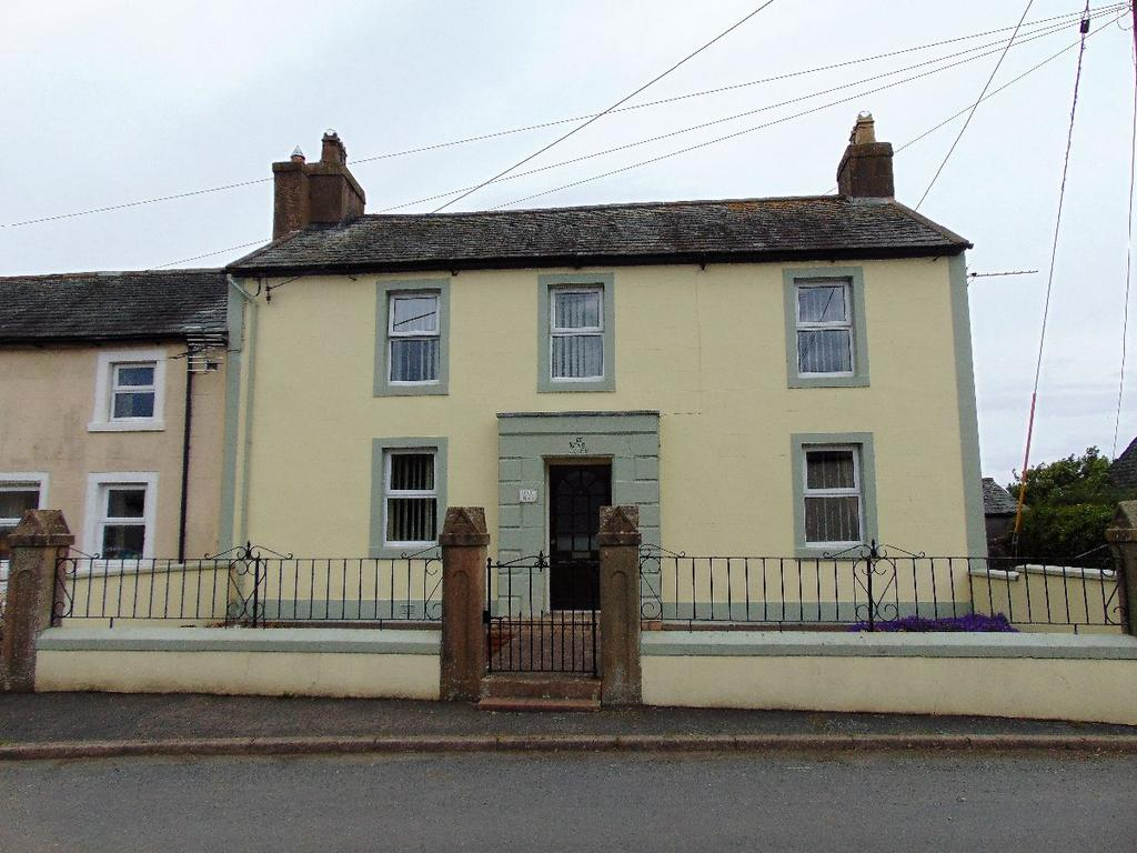 4 Bedrooms Semi Detached House for sale in Tordiff House, Plumbland, Cumbria, CA7 2EZ