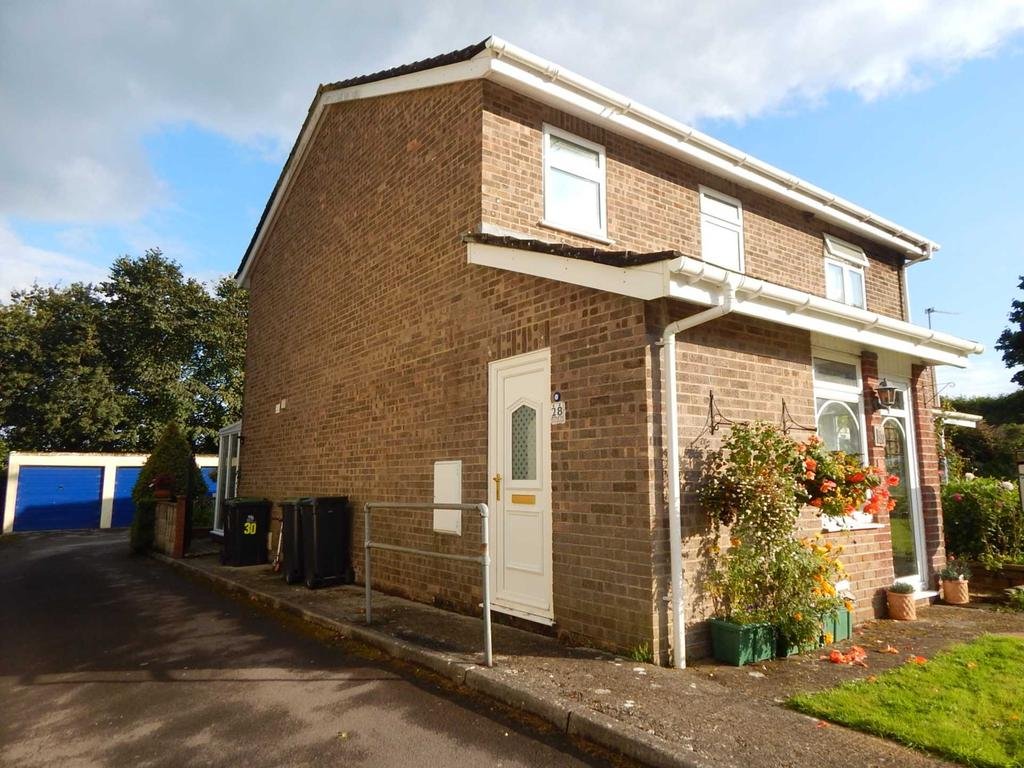 2 Bedrooms Flat for sale in Gribb View, Thorncombe, Dorset