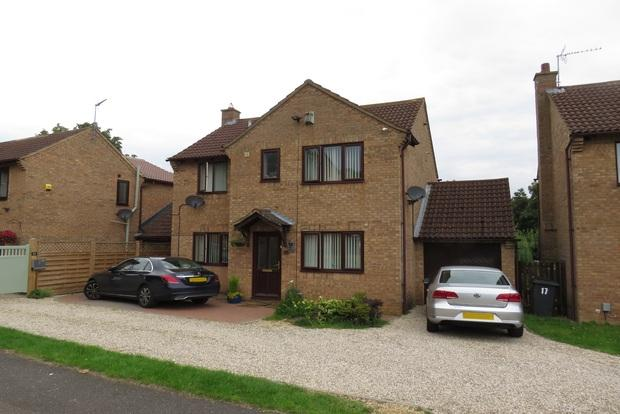 4 Bedrooms Detached House for sale in Allard Close, Rectory Farm, Northampton, NN3