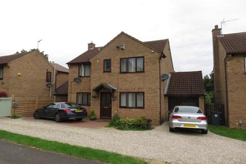 4 bedroom detached house for sale - Allard Close, Rectory Farm, Northampton, NN3