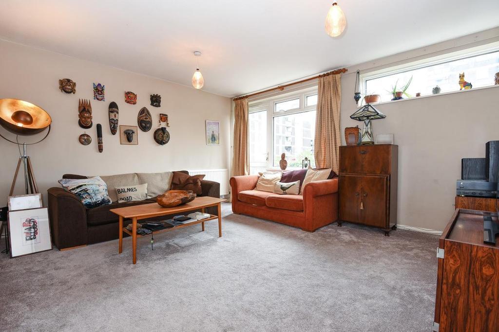 3 Bedrooms Flat for sale in Balmes Road, Islington