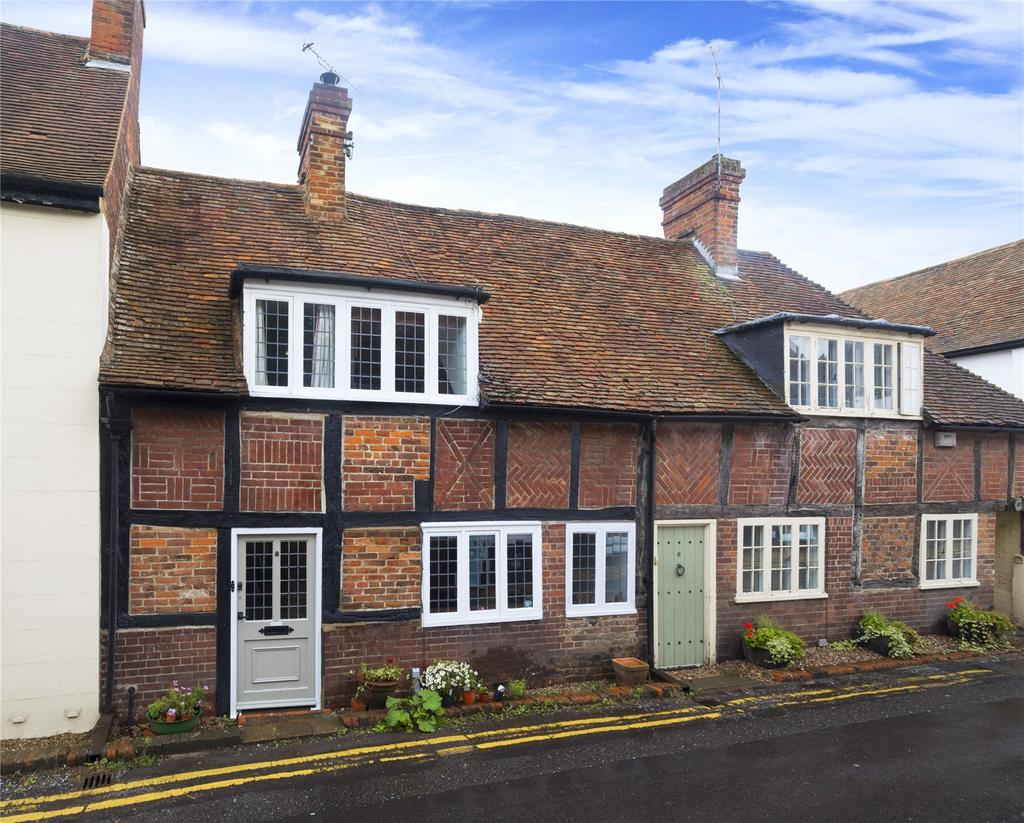 3 Bedrooms Terraced House for sale in Nargate Street, Littlebourne, Canterbury, Kent
