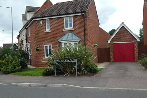 3 bedroom semi-detached house for sale - Lord Nelson Drive, Norwich
