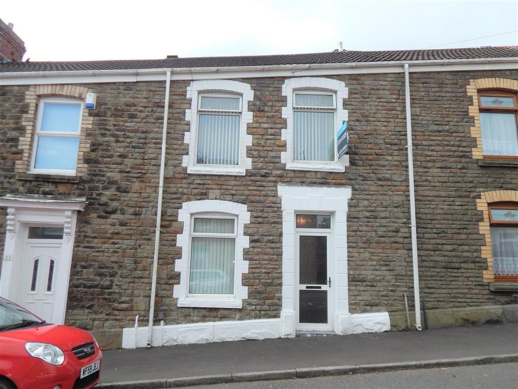 3 Bedrooms House for sale in Harry Street, Morriston, Swansea