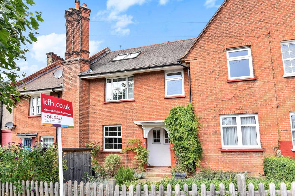 3 Bedrooms Terraced House for sale in Church Lane, Tooting