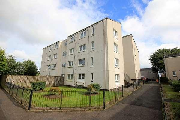 2 Bedrooms Flat for sale in 10 Malcolm Court, Stewarton, Kilmarnock, KA3 5PQ