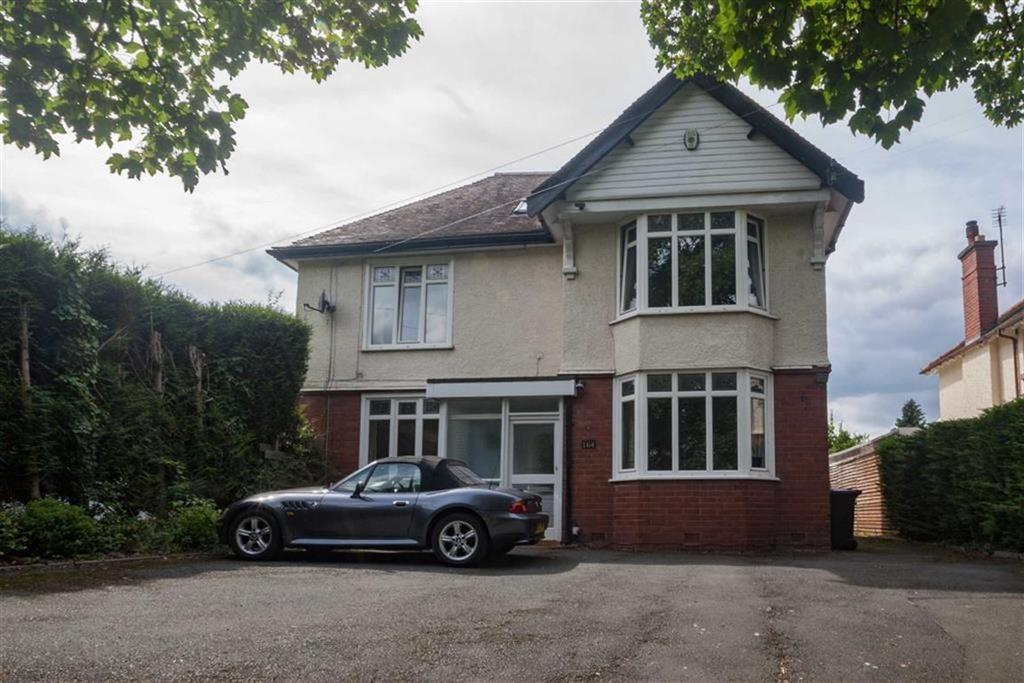 4 Bedrooms Detached House for sale in Ross Road, SOUTH CITY, Hereford, Hereford