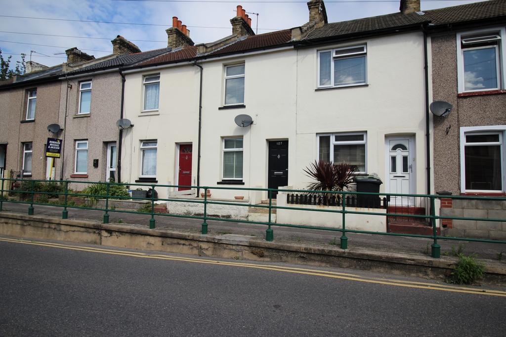 2 Bedrooms Terraced House for sale in Cross Lane East, Gravesend DA12