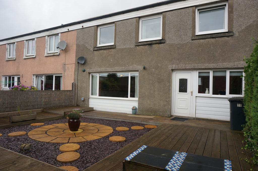 3 Bedrooms End Of Terrace House for sale in Stonylee Road, Cumbernauld G67