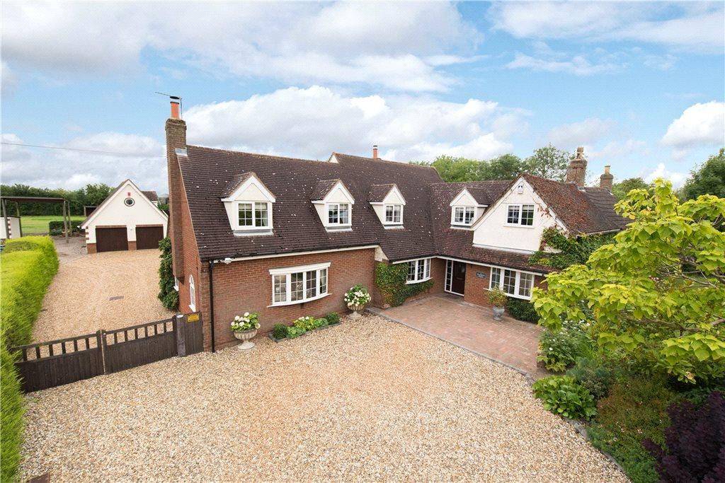 5 Bedrooms Semi Detached House for sale in Brook End, Hatch, Sandy, Bedfordshire