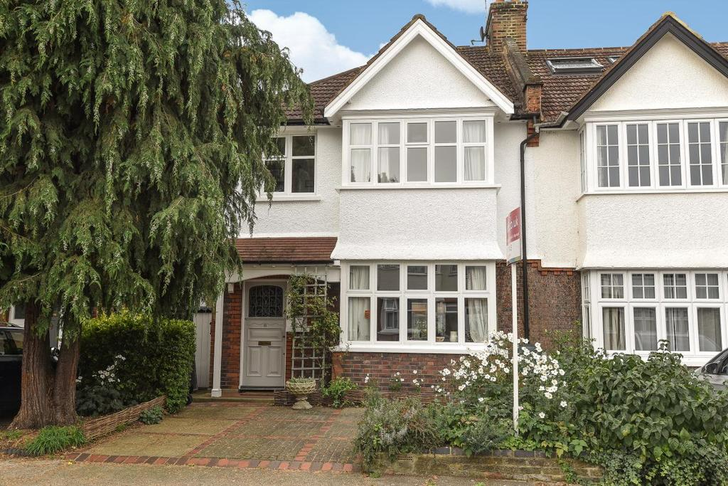 4 Bedrooms Semi Detached House for sale in Neville Road, Kingston upon Thames