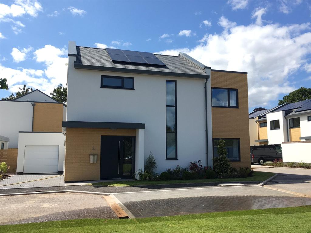 3 Bedrooms Detached House for sale in Plot 50 The Henbury, The Chasse, Topsham, Exeter, EX3