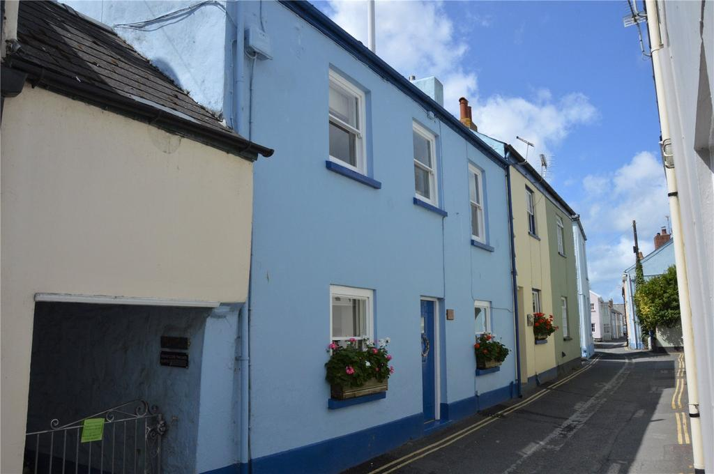 2 Bedrooms Terraced House for sale in Irsha Street, Appledore, Bideford, Devon, EX39