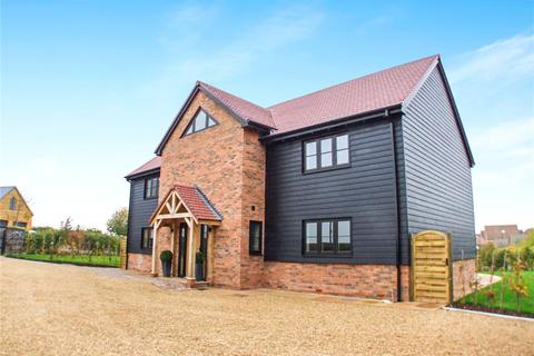 4 bedroom detached house for sale - Winsor Crescent, Hampton Vale, Peterborough, Cambridgeshire, PE7