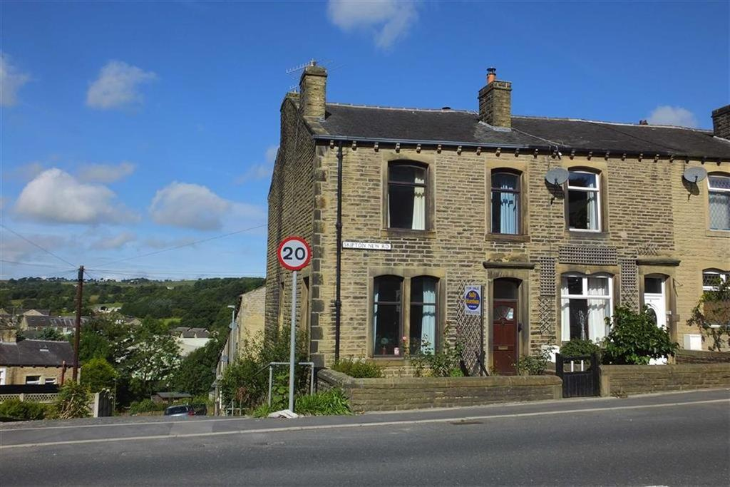 3 Bedrooms Terraced House for sale in Ormerod Terrace, Foulridge, Lancashire, BB8