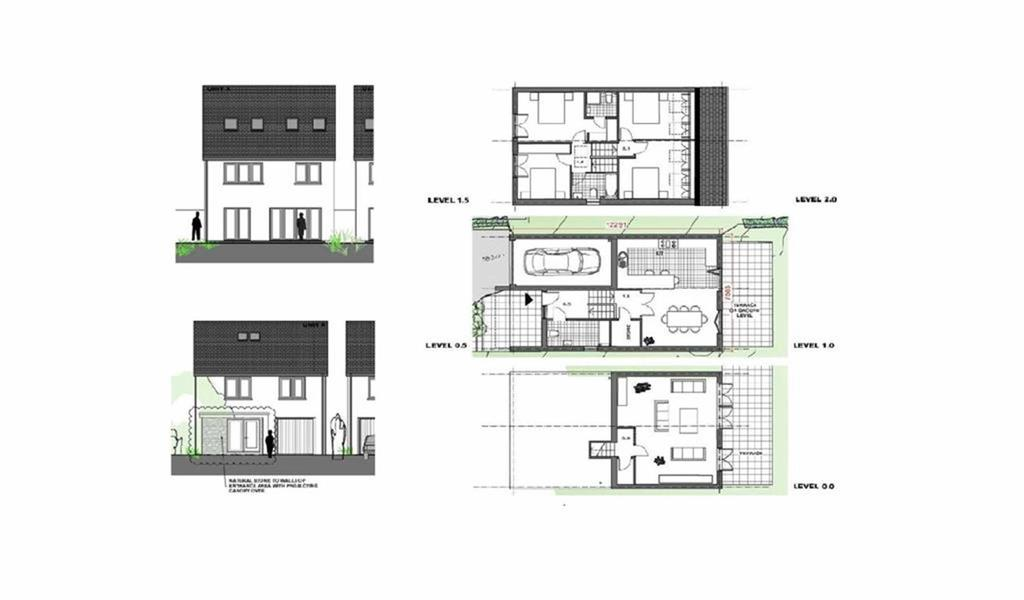 4 Bedrooms Detached House for sale in The Gardens, Monmouth