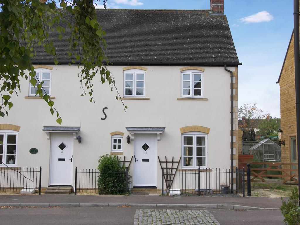 3 Bedrooms Semi Detached House for sale in Castle Nurseries, Chipping Campden GL55