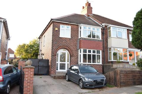 3 bedroom semi-detached house for sale - Beech Hill Avenue, Mansfield