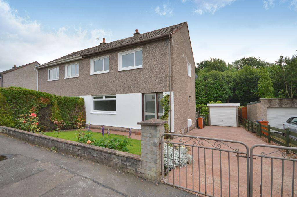 3 Bedrooms Villa House for sale in 48 Westermains Avenue, Kirkintilloch, Glasgow, G66 1EH