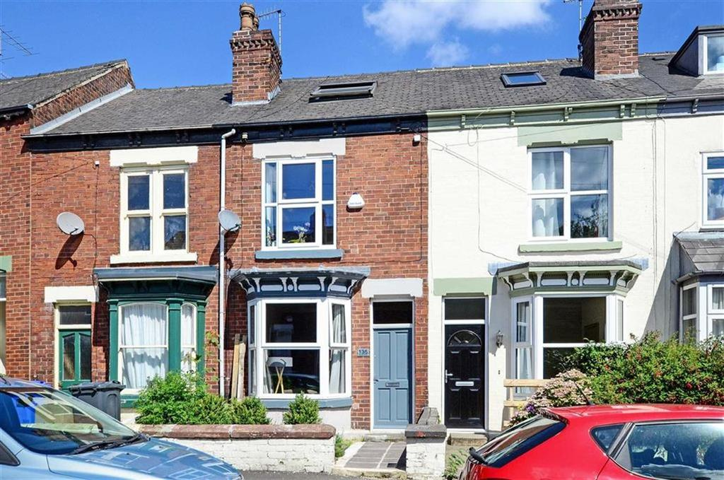 3 Bedrooms Terraced House for sale in 135, Steade Road, Nether Edge, Sheffield, S7