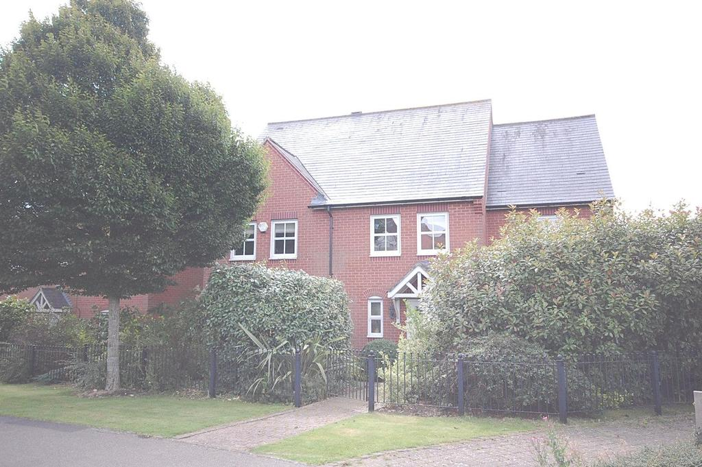 4 Bedrooms Detached House for sale in Ironwood Avenue, Desborough