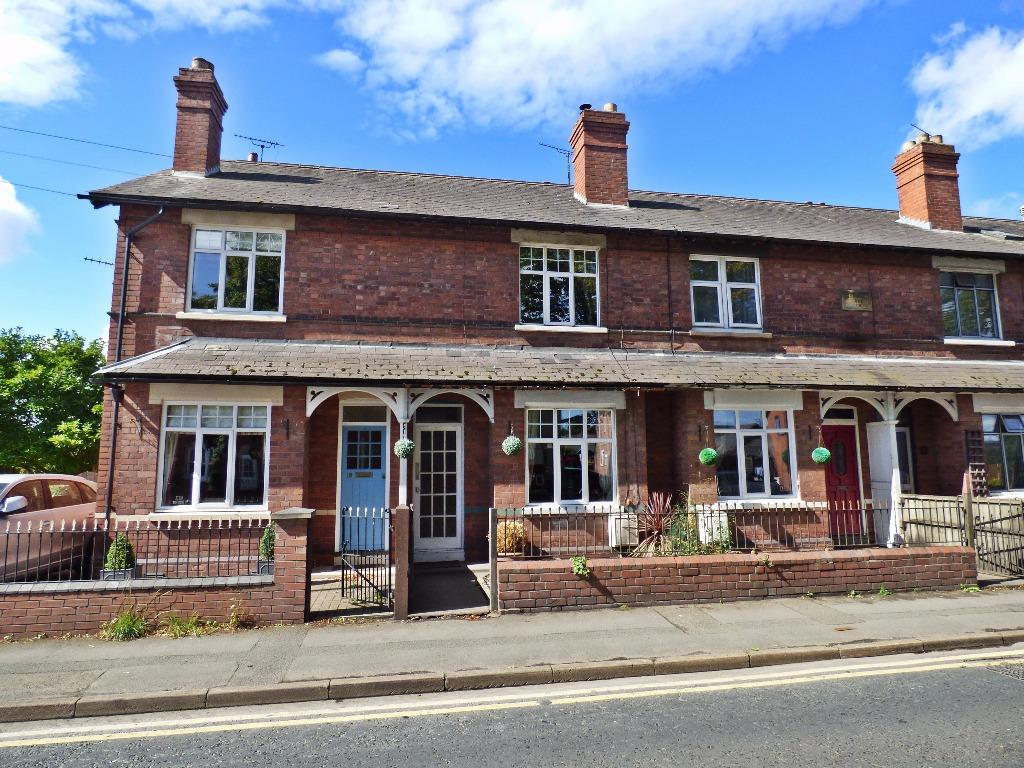 3 Bedrooms Terraced House for sale in Grandstand Road, Hereford