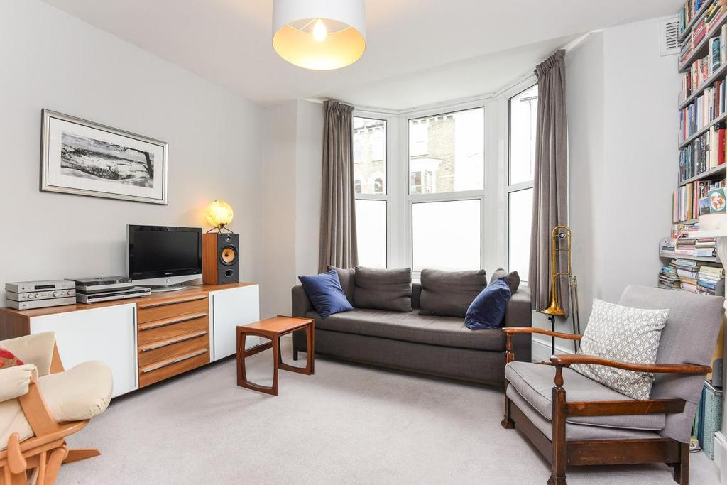 1 Bedroom Flat for sale in Chantrey Road, Brixton