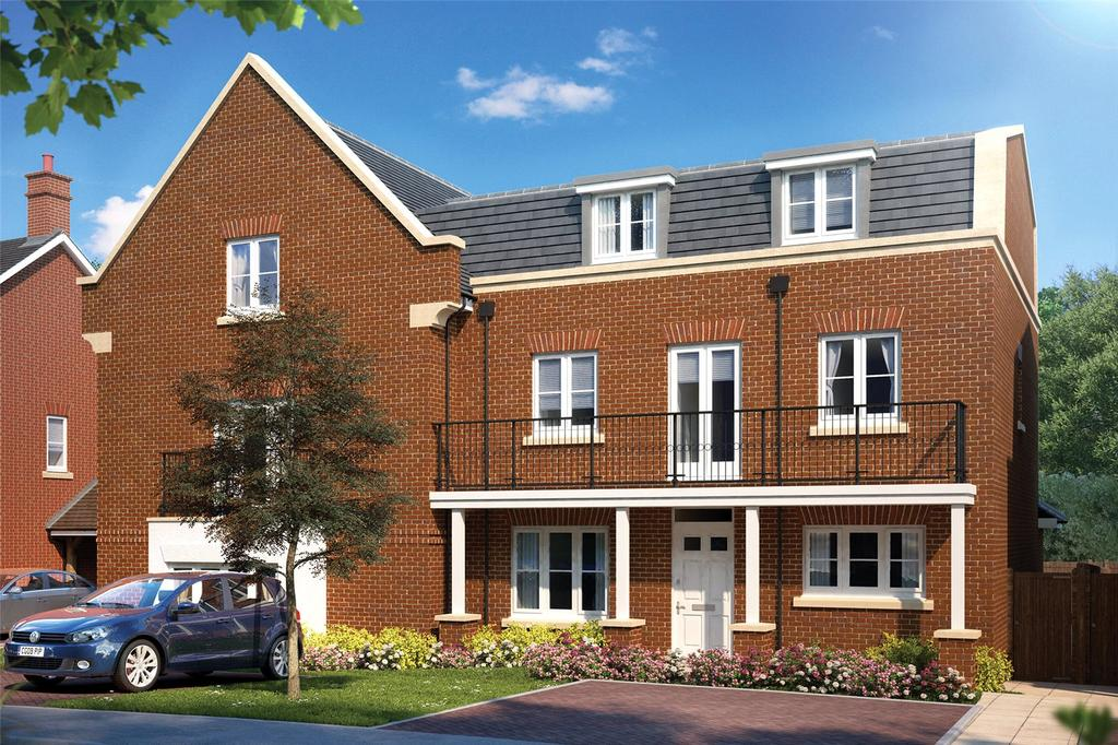 5 Bedrooms Semi Detached House for sale in Plot 4 - The Sumner, 1811, Powder Mill Lane, Leigh, TN11