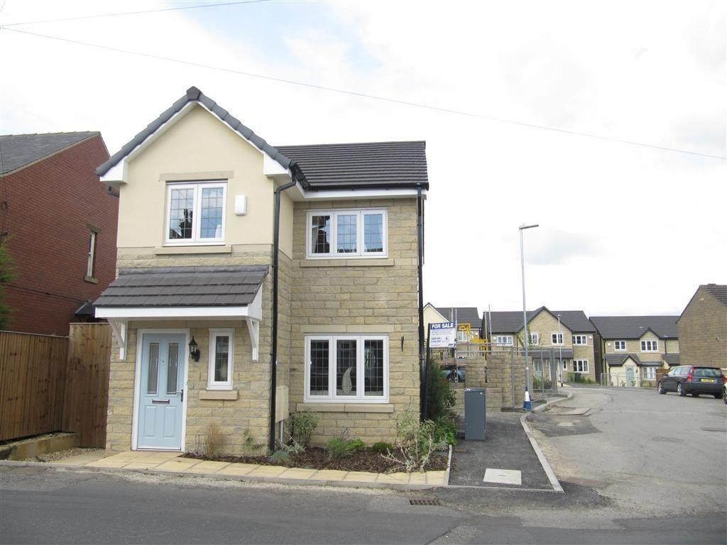 3 Bedrooms Detached House for sale in Meadow View, Leymoor Road, Huddersfield, HD7