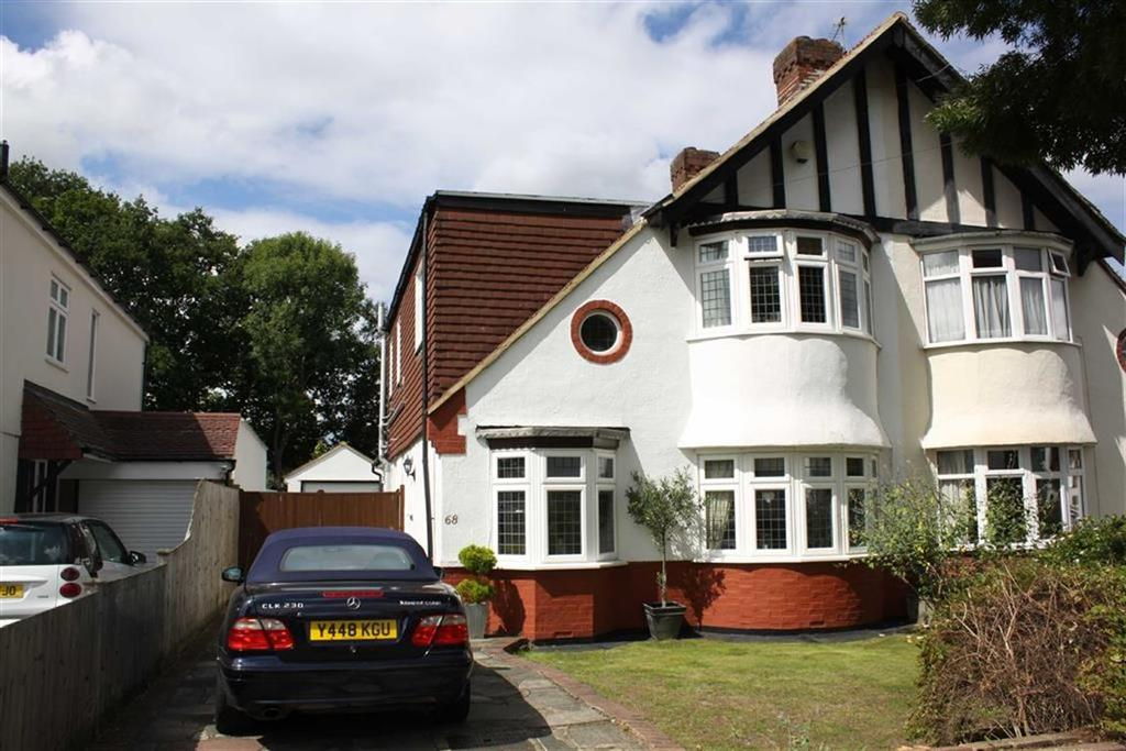 4 Bedrooms Semi Detached House for sale in Woodhurst Avenue, Petts Wood