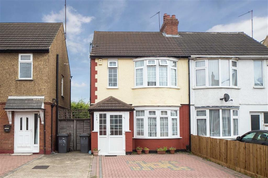3 Bedrooms Semi Detached House for sale in Beechwood Road, Luton