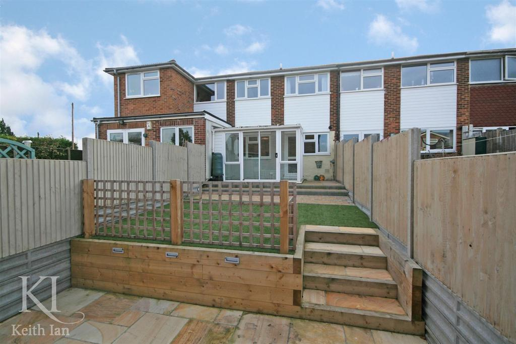 3 Bedrooms Terraced House for sale in Westmill Road, Ware