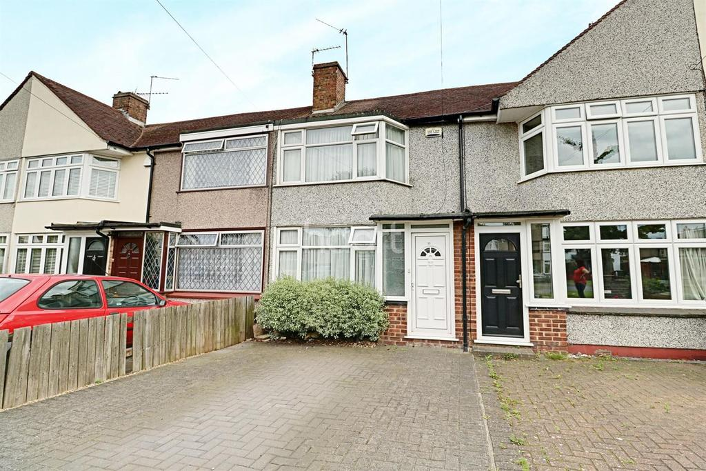 2 Bedrooms Terraced House for sale in Sherwood Park Avenue, Sidcup, DA15