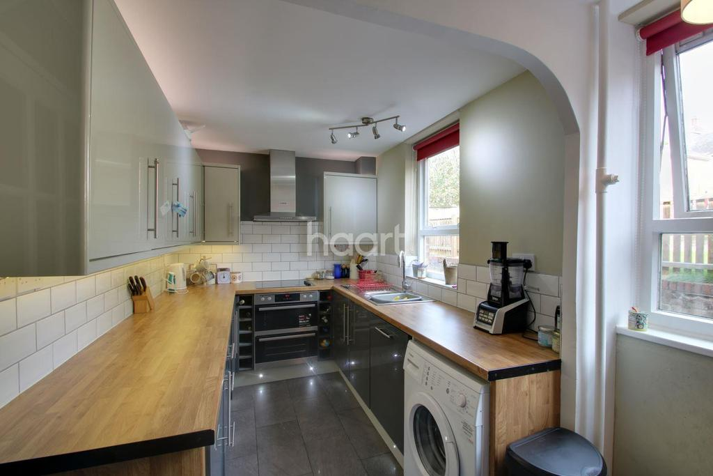 2 Bedrooms Flat for sale in Eyre Close