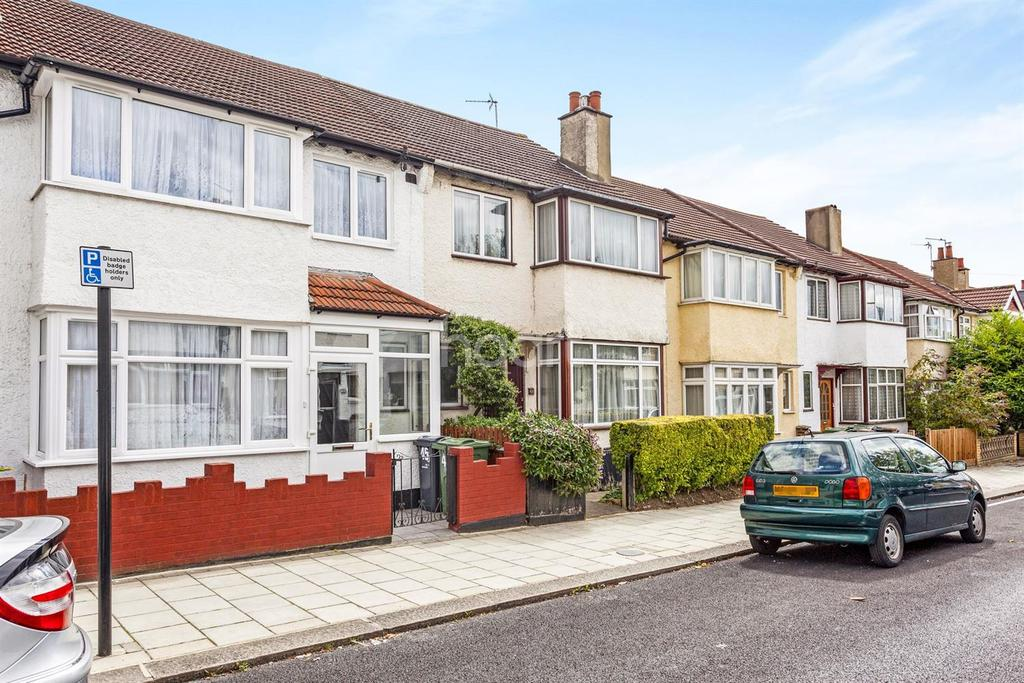 3 Bedrooms Terraced House for sale in Hepworth Road, Streatham, SW16
