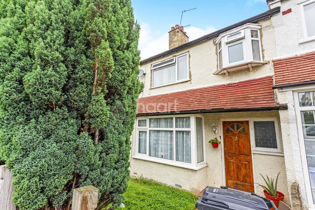 3 Bedrooms Terraced House for sale in Norbury Court Road, Norbury, SW16