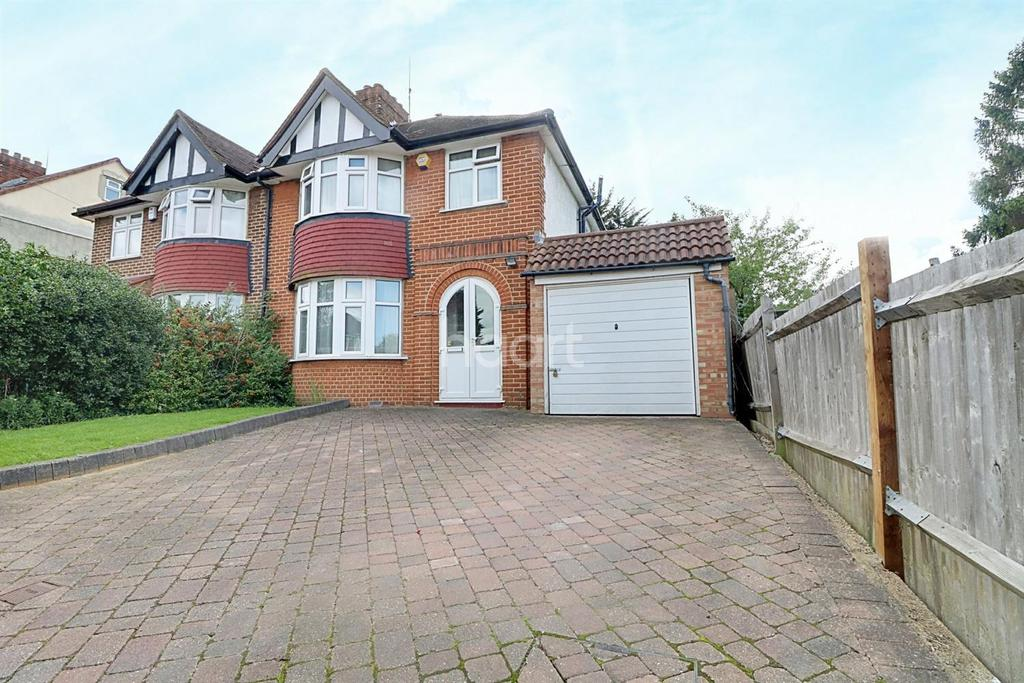 3 Bedrooms Semi Detached House for sale in Wykeham Hill, Wembley Park