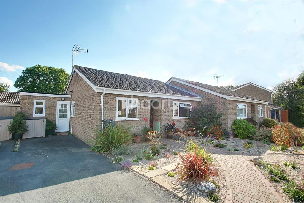 2 Bedrooms Bungalow for sale in Lucerne road, Elmstead Market, Colchester, CO7