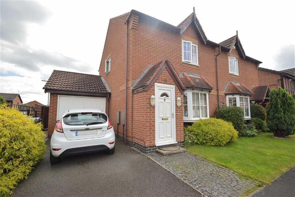 3 Bedrooms Terraced House for sale in Whitemeadow Close, Herongate, Shrewsbury