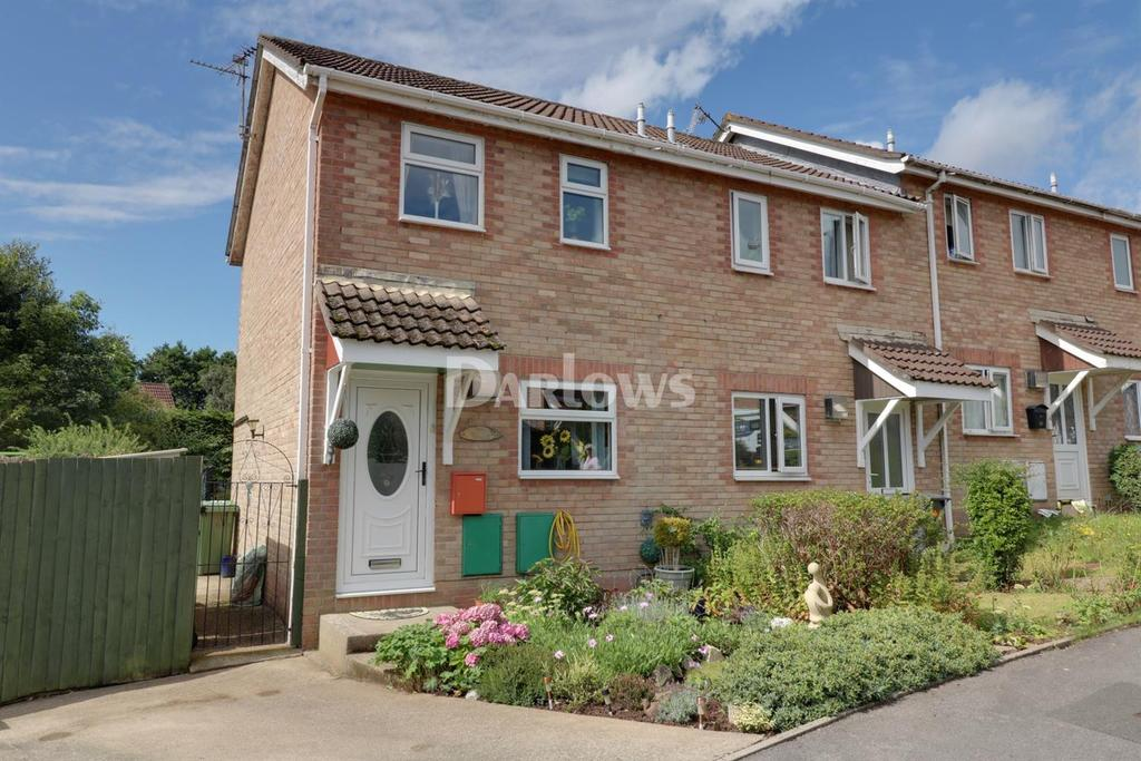 2 Bedrooms Terraced House for sale in Pinecrest Drive, Thornhill, Cardiff, CF14