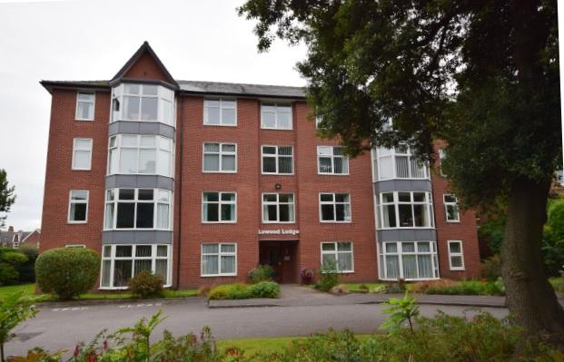 2 Bedrooms Apartment Flat for rent in Lowood Lodge, Lowther Terrace, Lytham , FY8