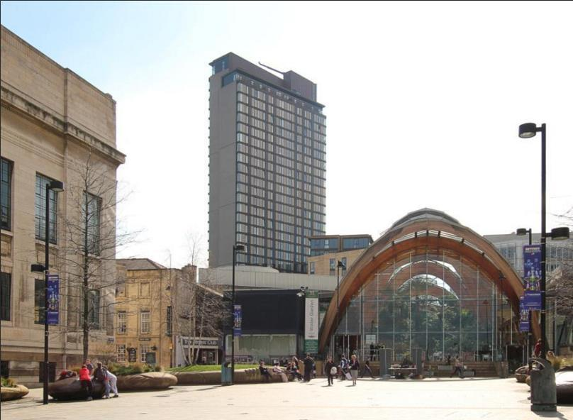 2 Bedrooms Apartment Flat for rent in City Lofts St Paul's Square, Sheffield S1