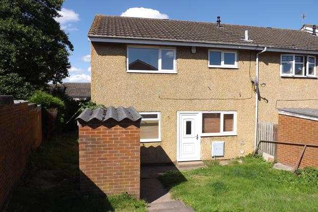 3 Bedrooms End Of Terrace House for sale in Trevino Gardens, Top Valley, Nottingham, NG5