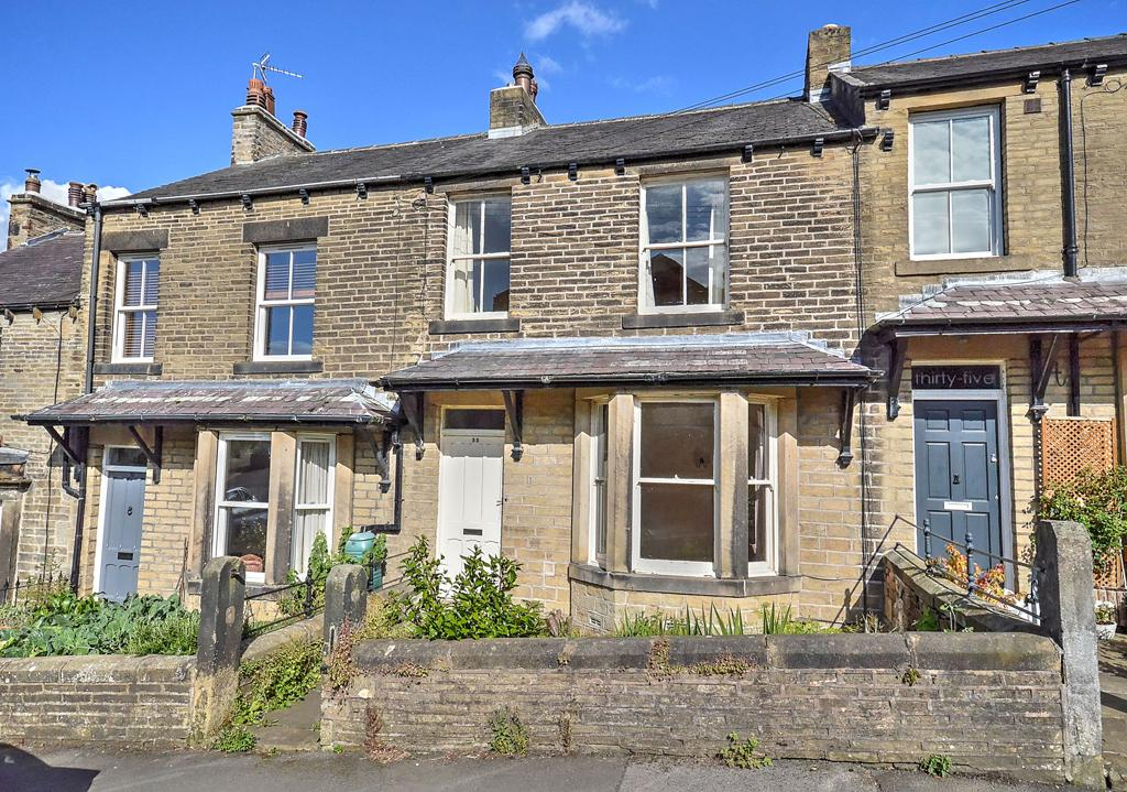 3 Bedrooms Terraced House for sale in 33 Bright Street, Skipton,