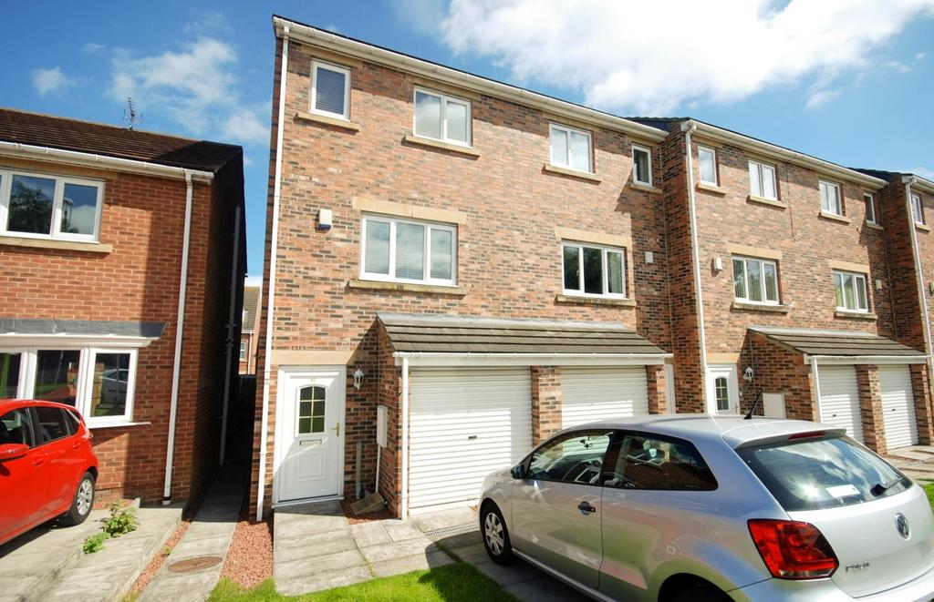 3 Bedrooms Town House for sale in Stone Street, Windy Nook
