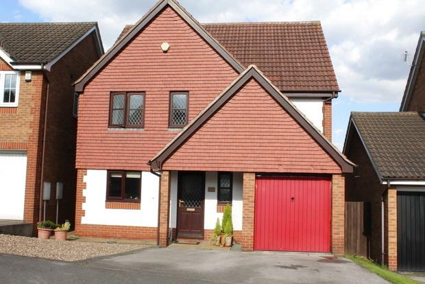 4 Bedrooms Detached House for sale in St. Leonards Way, Forest Town, Mansfield, NG19