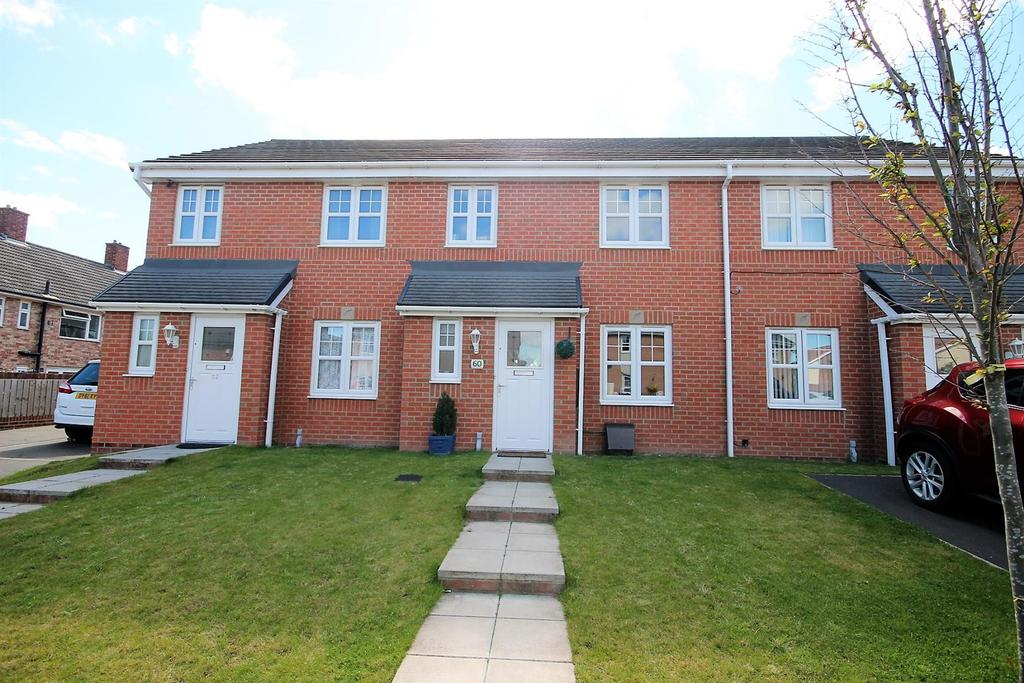 3 Bedrooms Terraced House for sale in George Stephenson Boulevard, Stockton-On-Tees