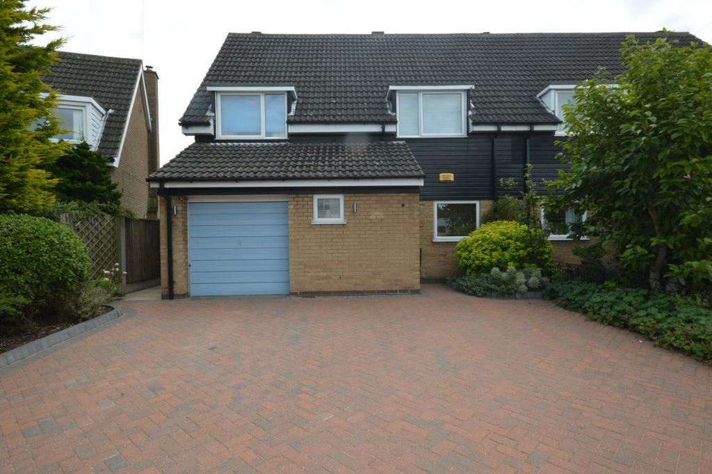 4 Bedrooms Semi Detached House for rent in Franklin Drive, Tollerton