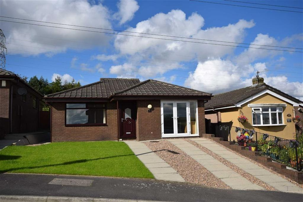 3 Bedrooms Detached Bungalow for sale in The Moorlands, Bacup, Lancashire